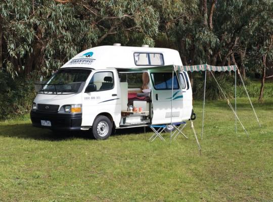 Calypso Campervans The Sturt
