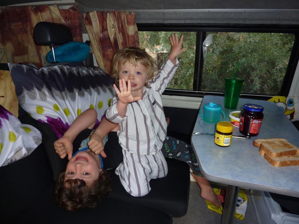 Gallery Calypso Campervans Campervan Rentals Ten