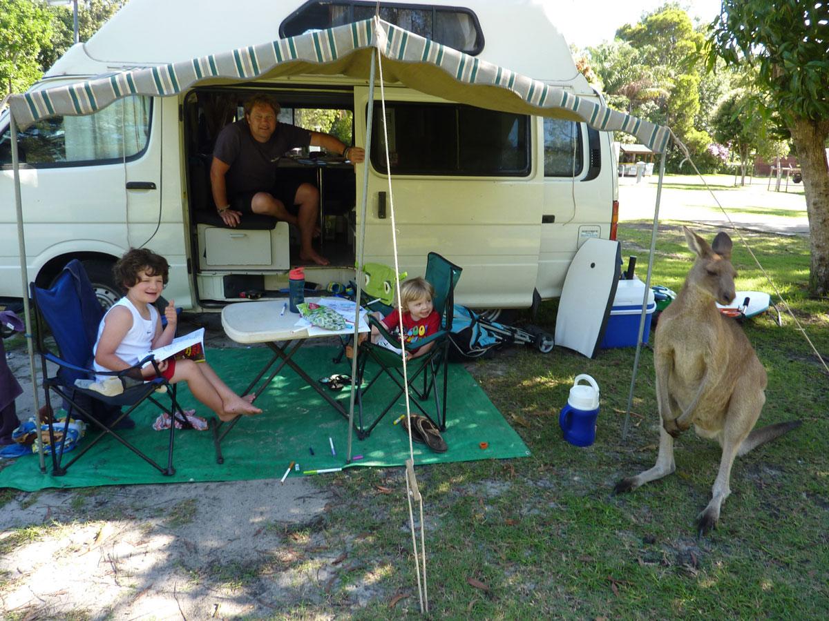 Gallery Calypso Campervans Campervan Rentals Three