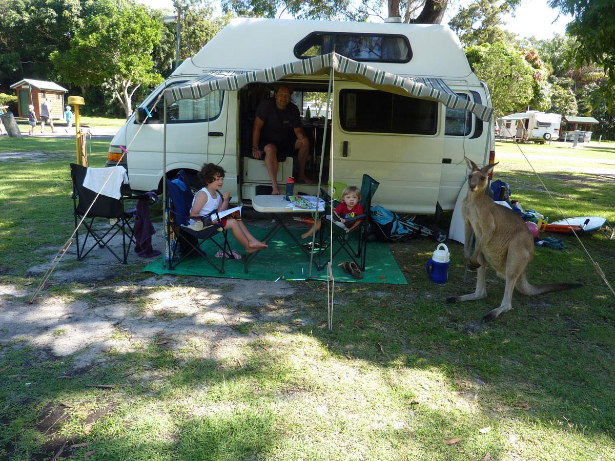 Gallery Calypso Campervans Campervan Rentals Two